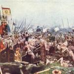 Maroldovo panorama Bitvy u Lipan je našim největším obrazem