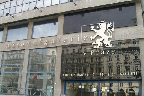 Využijte volného vstupu do Národní galerie v Praze