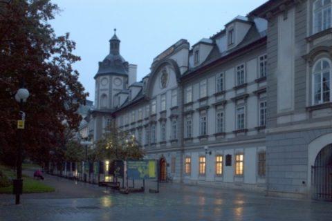 Budova bývalého dominikánského kláštera v Plzni