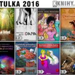 Vyberte nejzajímavější obal knihy roku 2016