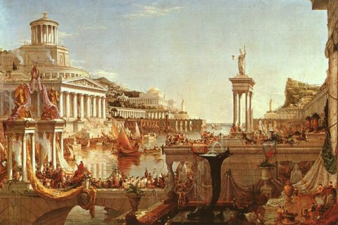 Třídní společnost v Římské říši