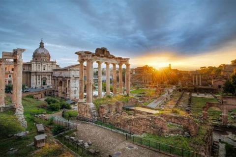 Jak se bydlelo v Římské říši