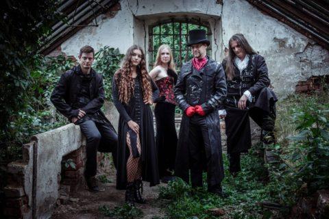 Rosa Nocturna představili videoklip k písni Krkavci