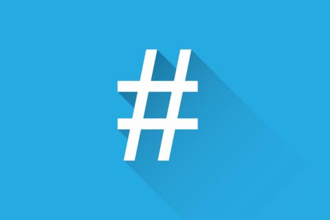 Hashtag a jeho potenciál měnit společnost