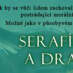 Recenze knihy Serafína a drak (I. Nováková)