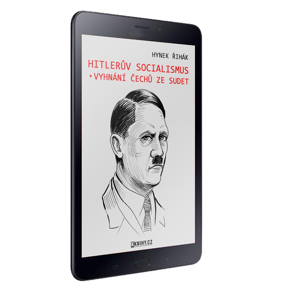 Hitlerův socialismus a vyhnání Čechů ze Sudet / recenze knihy