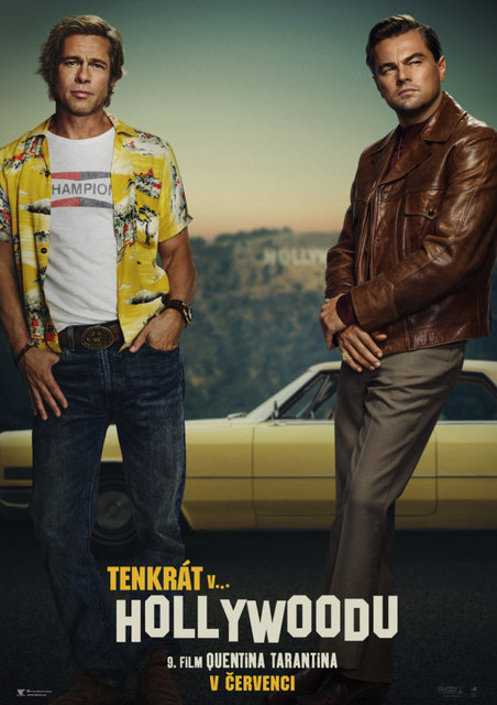 Recenze filmu Tenkrát v Hollywoodu