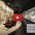 V muzeu jako doma! Nový projekt – vše z muzea online!