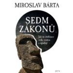 Vychází kniha Sedm zákonů egyptologa Miroslava Bárty