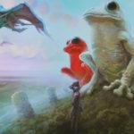 Fantasy novela Divná knížka poodhaluje svět na hranici spánku a bdění