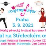 Festival Sanremo Junior CZ/SK na Střeleckém Ostrově